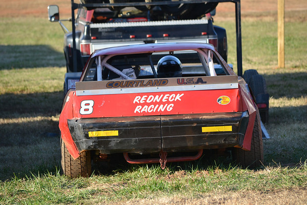 Clarys Speedway Open practice 11/3/12