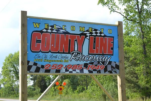 County Line Raceway April 21, 2012